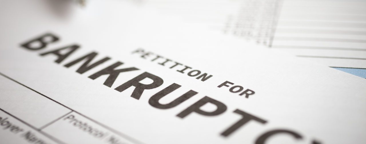 Top Five Benefits for Filing Bankruptcy